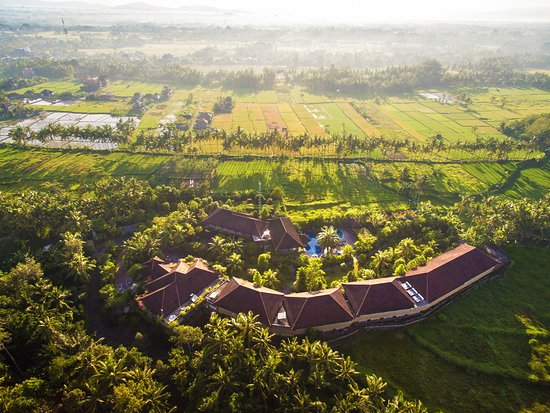 Bhuwana Ubud Hotel: Amazing & Beautiful Surrounding Views