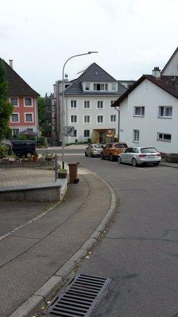 Gailingen, Germany: from street opposite the hotel