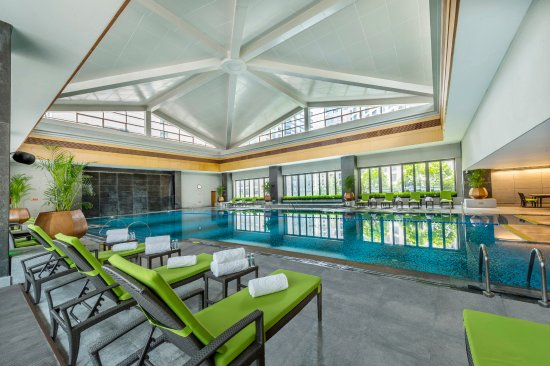 Regent Beijing: Swimming Pool