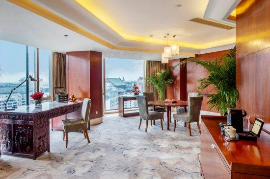 Regent Beijing: Wangfujing Suite