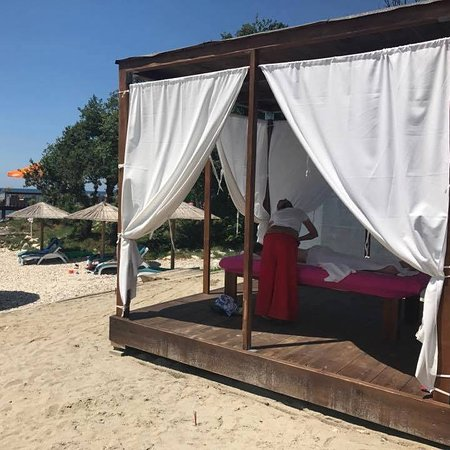 Beach Massage Istria