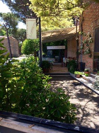 Il Capriccio : La veranda