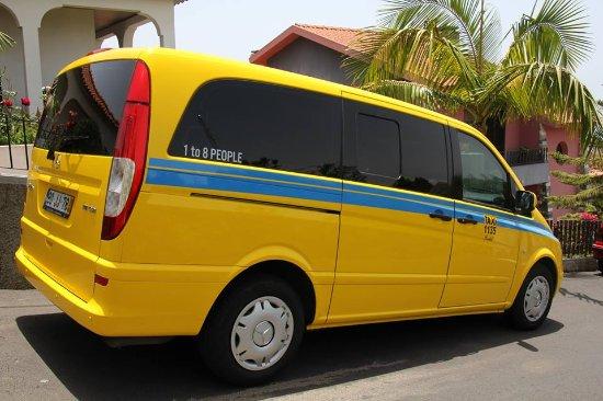 Martin Freitas Taxi Driver