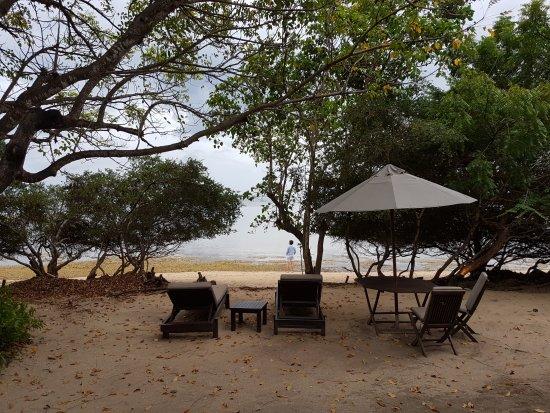 West Bali National Park, Ινδονησία: View from our beach villa
