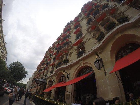Hôtel Plaza Athénée: hotel