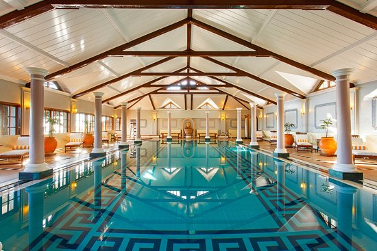 The Oberoi Cecil, Shimla: Indoor Heated Swimming Pool