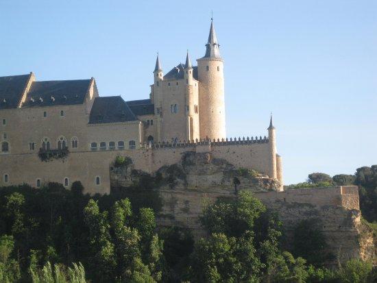 Province of Segovia, Spain: Castle in Segovia