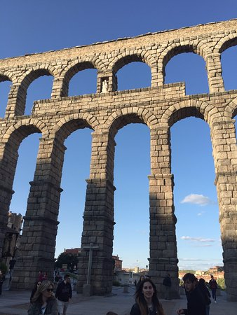 Province of Segovia, İspanya: Aqueduct Segovia