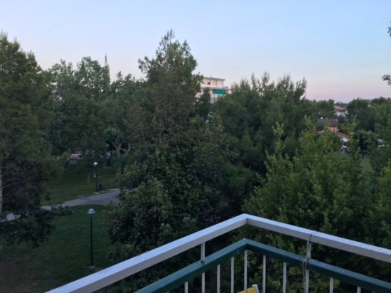 Hotel Toledo: Vista dalla terrazza