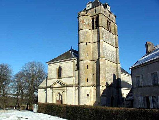 Eglise Saint-Christophe de Champlitte