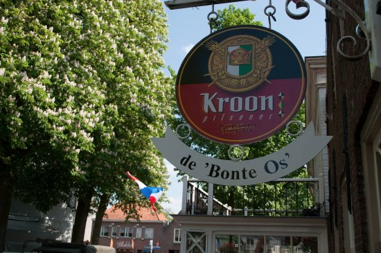 Oirschot, Nederländerna: Café de 'Bonte Os'