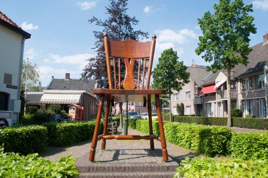 Oirschot, Nederländerna: De Grote Stoel