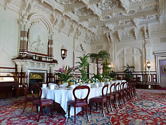 Osborne House: One Of The Most Beautiful Rooms  Durbar Room