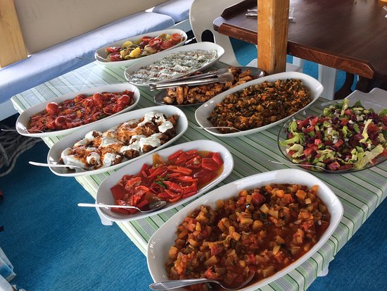 Kekova, Turkiet: Excellent food every time