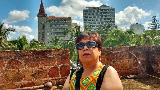 Fortaleza da Nossa Senhora da Conceicao: Very small fort