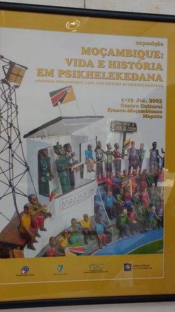 Fortaleza da Nossa Senhora da Conceicao: Exhibition of statues of ertwhile regime