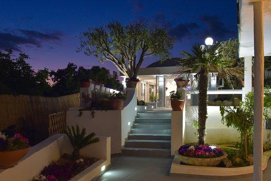Le camere viste dall alto picture of hotel mareco resort forio