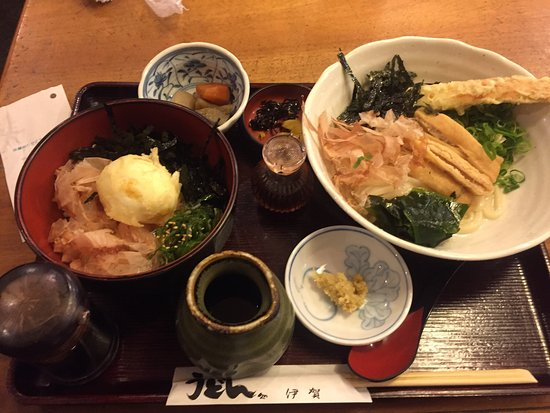 Ikoma, Япония: 手打ちうどん処 伊賀