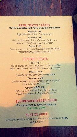 Restaurant Italien St Chamond