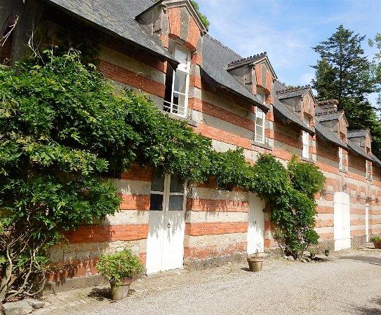 Flottemanville, Francia: Dépendance, chambre rose
