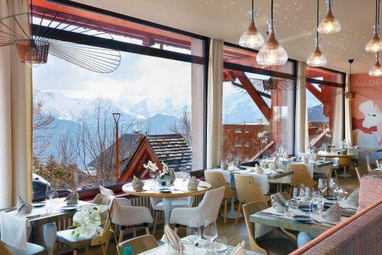 A l\'Esperance des Grandes Rousses, L\'Alpe-d\'Huez - Restaurant ...