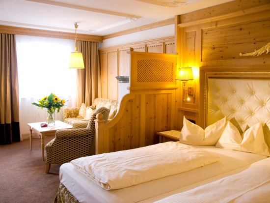 Hotel Peternhof: Doppelzimmer Typ Tirol Stammhaus