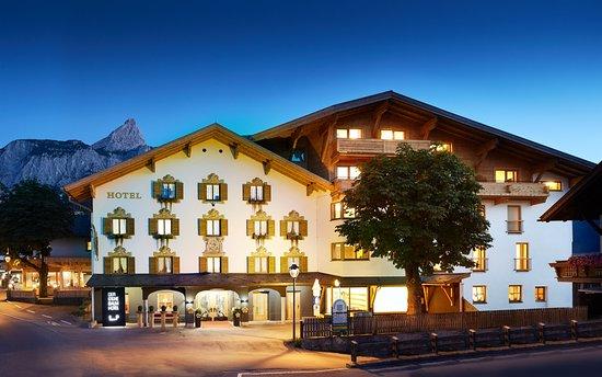 Mountain Boutique Hotel Der Gruene Baum