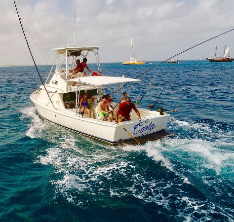 Carla Charters Aruba