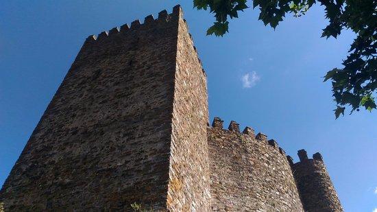 Lousa, Portugal : Castelo da Lousã