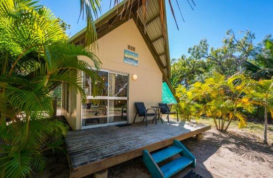 Great Keppel Island, Australia: Island Cabin