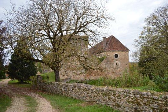 Chateau d'Etrabonne