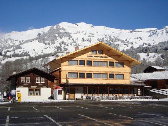 Foto Hotel Wetterhorn