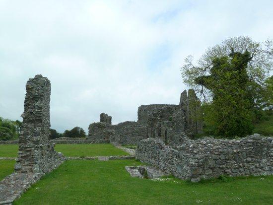Inch Abbey: A voir