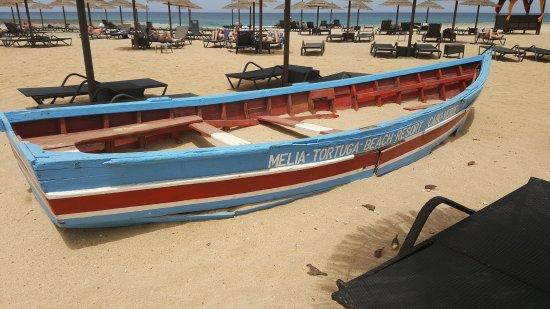 Melia Tortuga Beach Resort y Spa: 20170510_111653_large.jpg