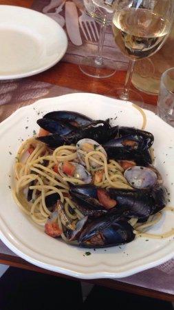 Ristorante La Scarpetta In Genova Con Cucina Italiana