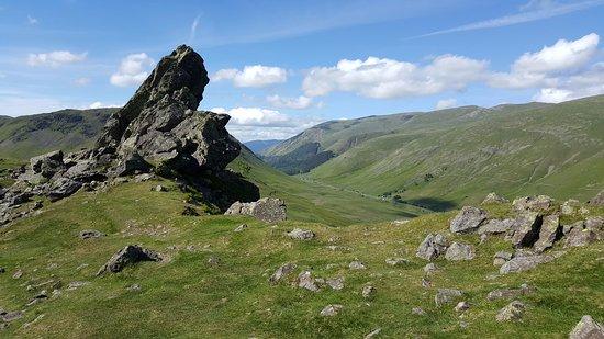 Helm Crag: 'The Howitzer' Rock...