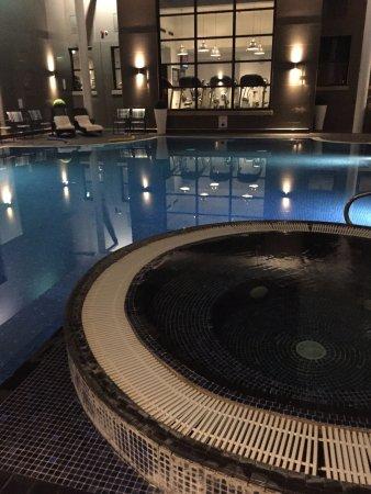 The Pool Area Picture Of Oulton Hall Spa Oulton Tripadvisor