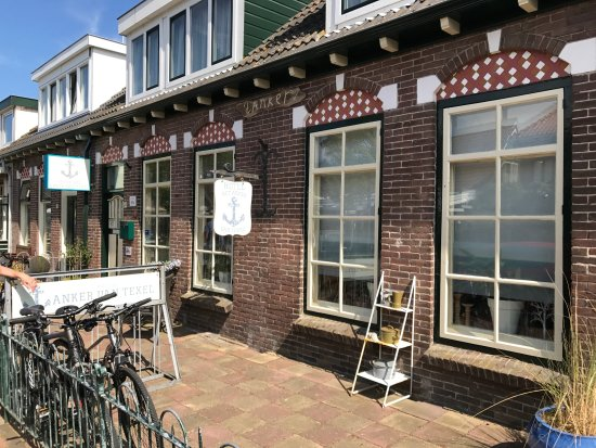 Hotel Pension 't Anker: Hotelvorderseite