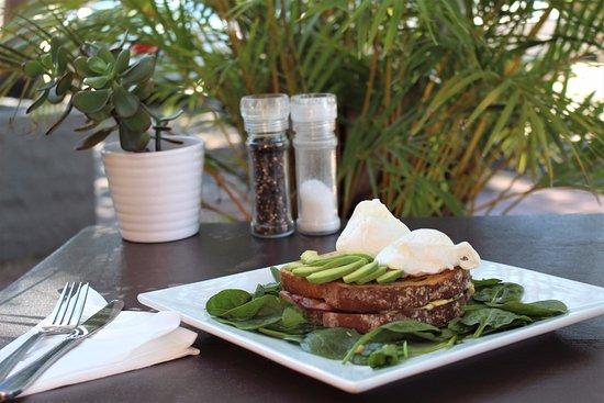 Woy Woy, Australia: Breakfast Toastie