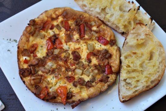Woy Woy, Australia: Spanish omelette