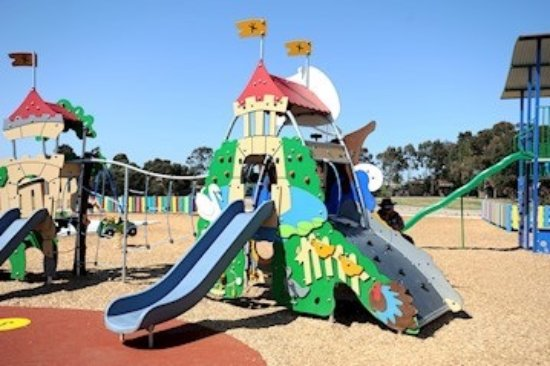 Epping, ออสเตรเลีย: Winchester Ave Playground