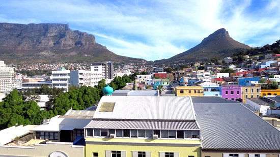 Hilton Cape Town City Centre: Table Mountain, Lion Head, and Bo-Kaap area