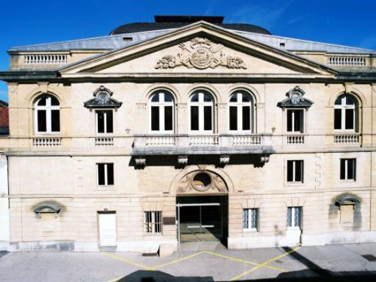 Facade du théâtre de Pontarlier