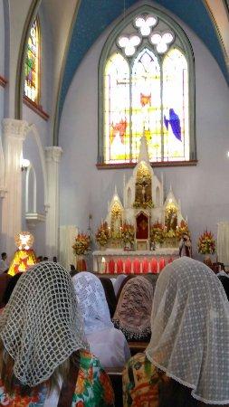 Igreja do Senhor Bom Jesus Crucificado e do Imaculado Coracao de Maria