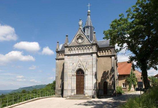 Pontarlier, France: La chapelle ND de l'Espérance