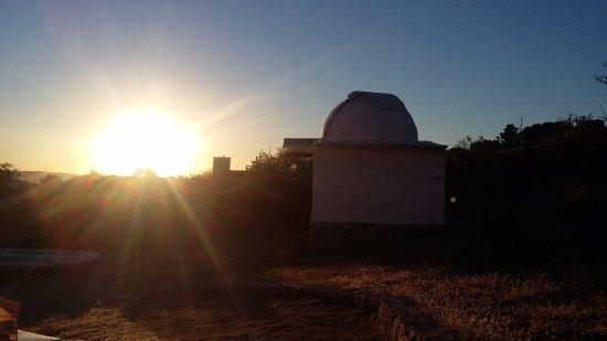 Capilla del Monte, Argentinien: atardecer en el Observatorio de Villa Cielo