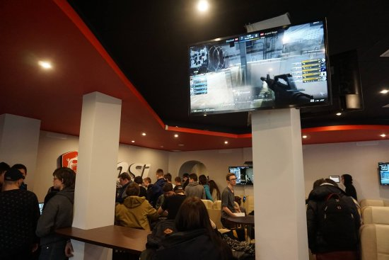 GOEXANIMO E-sports bar