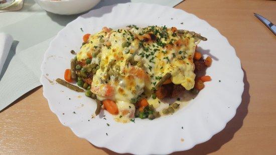 Rulzheim, Alemania: Gourmet Schnitzel