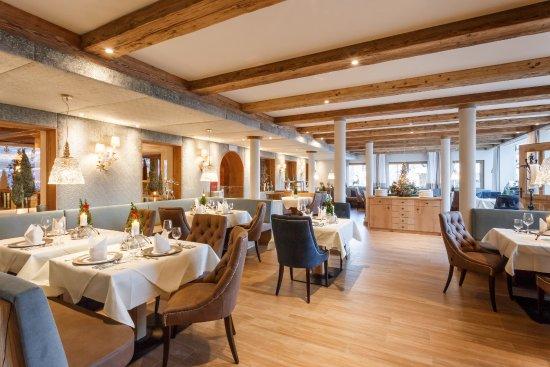 Hotel Peternhof: Alter Wintergarten