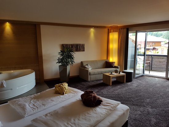 Panoramahotel Oberjoch: Junior Suite